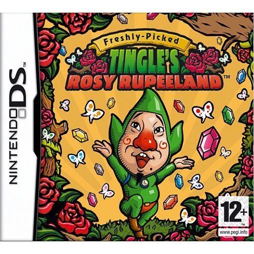 Tingle's Freshly Picked Rosy Rupeeland